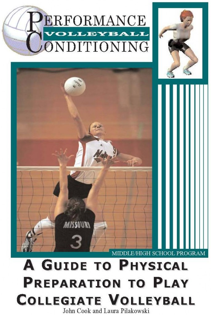 A Guide to Physical Preparation to Play Collegiate Volleyball – CG1VB