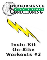 Insta-Kit On-Bike Workouts 2 Performance – CY144