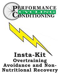 Insta-Kit Cycling Overtraining Avoidance and Non-Nutritional Recovery – CY149