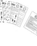 Soccer Home Workout Training Card System Paper – SRHP8