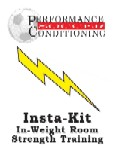 In-Weight Room Strength Training for Soccer Insta-kit – SR175