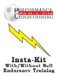 Insta-kit Soccer Without and With Ball Endurance Training – SR174