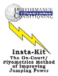 Insta-Kit On-Court/Plyometrics Method of Improving Jumping Power for Volleyball – VB137