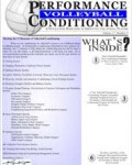 Performance Conditioning for Volleyball Newsletter  – Welcome Back Package