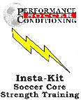 Soccer Core Strength Training Insta-kit – SR177