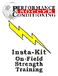 On-Field Strength Training for Soccer Insta-kit – SR178