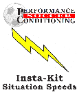 Soccer Situation Speeds Insta-kit – SR180