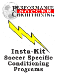 How to Design Soccer Specific Conditioning Programs Insta-kit – SR186