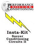 Soccer Conditioning Circuits Volume 2 Insta-kit – SR188
