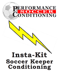 Soccer Keeper Conditioning Insta-kit – SR187