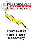 Soccer Nutritional Recovery Insta-kit – SR183