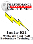 Soccer-Specific Without and With Ball Endurance Volume II-Insta-kit – SR190