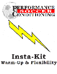 Soccer Conditioning Warm-up and Flexibility Insta-kit – SR179
